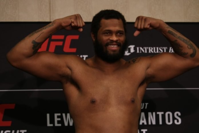 Maurice Greene UFC