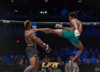 UFC Philadelphia Kennedy Nzechukwu