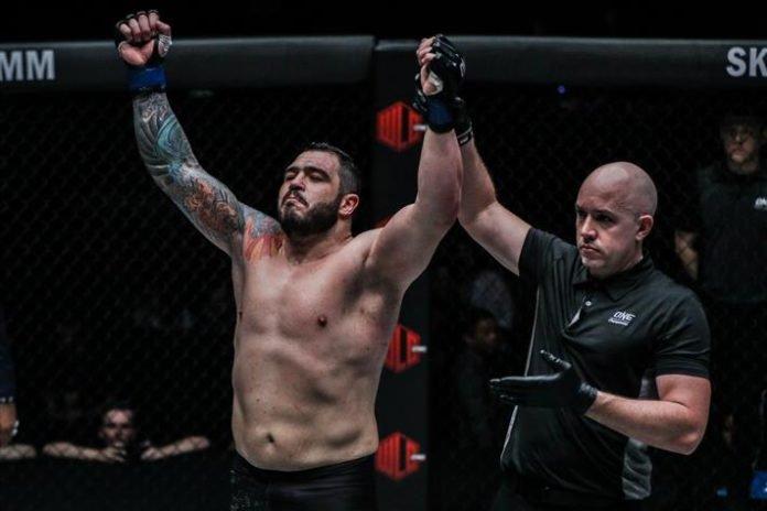 Mauro Cerilli ONE Championship