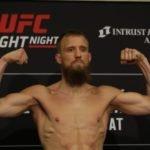 37 Dan Moret UFC Minneapolis