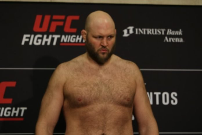 Ben Rothwell UFC Wichita