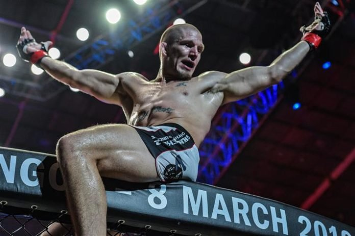 Zebaztian Kadestam ONE Championship - Reign of Valor