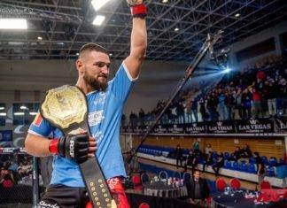 Nicolae Negumereanu UFC London