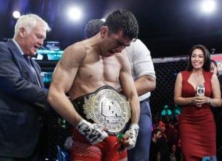 Jose Alday Combate Americas