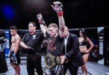 Casey Kenney UFC