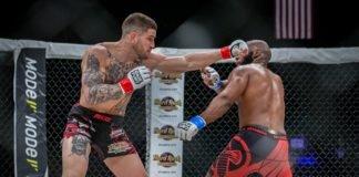 CFFC Sean Brady MMA UFC