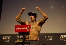 Alejandro Perez UFC