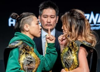 Xiong Jing Nan and Angela Lee, ONE Championship: A New Era