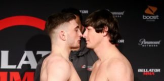Bellator 218: Nobert Novenyi Jr. vs. Will Lavine