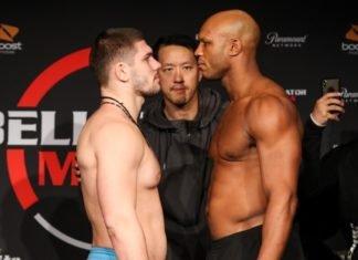 Bellator 218: Valentin Moldavsky vs. Linton Vassell
