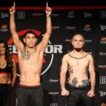 Bellator 218's Emmanuel Sanchez and Georgi Karakhanyan