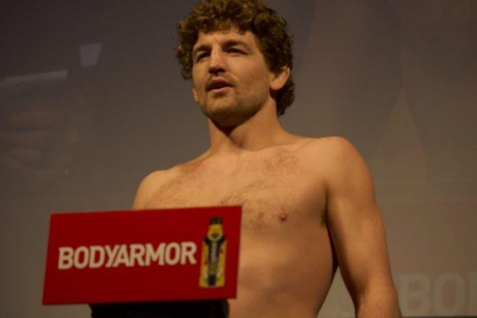 Ben Askren UFC 235