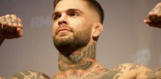 Cody Garbrandt UFC