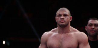 UFC Ivan Shtyrkov
