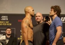 Robbie Lawler and Ben Askren