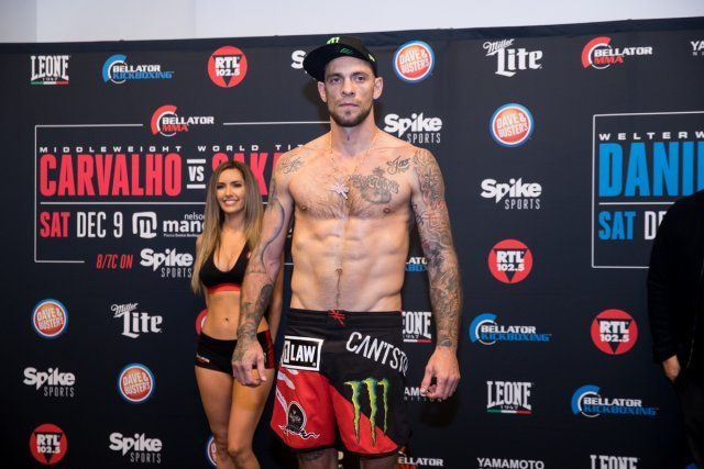 Joe Schilling Bellator MMA
