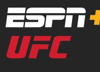 UFC, ESPN+