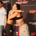 Kowalkiewicz vs Waterson UFC Philadelphia