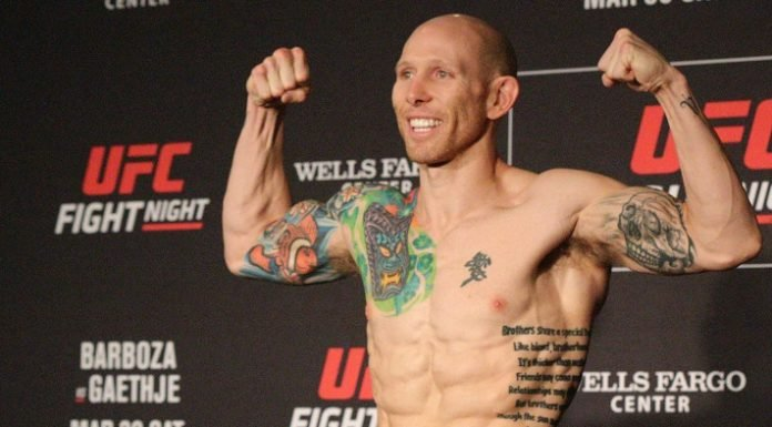 UFC Philadelphia Josh Emmett UFC Sacramento Mirsad Bektic