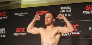 Justin Gaethje UFC Philadelphia