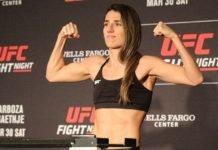 UFC Philadelphia Marina Rodriguez