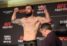UFC Philadelphia Paul Craig