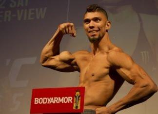 Johnny Walker, UFC 235 UFC Light Heavyweight