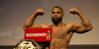 Tyron Woodley, UFC 235