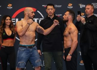 Bellator 219 Weigh-Ins