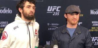 Zabit Magomedsharipov UFC 235