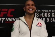 Junior Dos Santos UFC Wichita