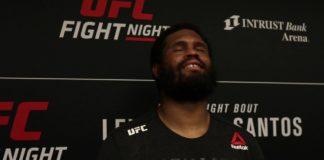 Maurice Greene UFC Wichita