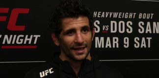 Beneil Dariush UFC Wichita