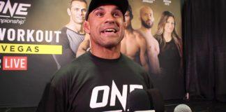 Vitor Belfort, ONE Championship
