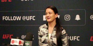 Karolina Kowalkiewicz, UFC Philadelphia media day