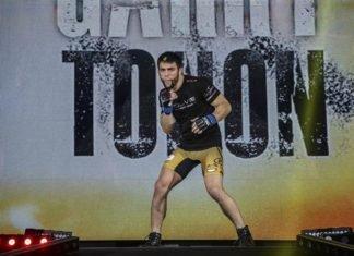 Gary Tonon ONE Championship