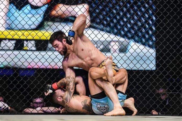 Garry Tonon MMA