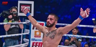 Gabriel Silva UFC