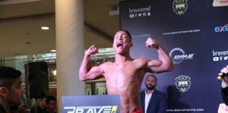 UFC St. Petersburg Alex Da Silva