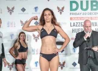 Antonina Shevchenko UFC St. Petersburg