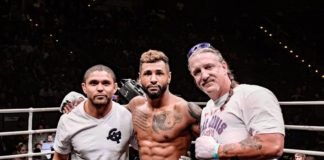 Mike Davis UFC Fort Lauderdale