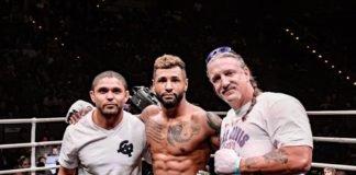 Mike Davis UFC Fort Lauderdale