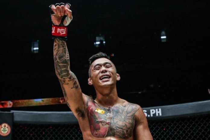 Martin Nguyen ONE Championship: Roots of Honor