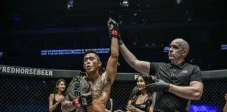 Martin Nguyen ONE Championship
