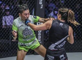 Xiong Jing Nan vs Angela Lee