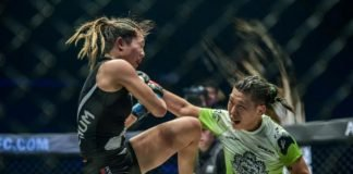 Angela Lee vs. Xiong Jing Nan