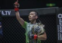Xiong Jing Nan ONE Championship