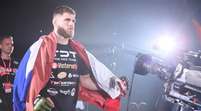 Jiri Prochazka is set to make his promotional debut at UFC 251