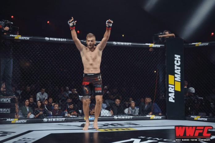 UFC Ottawa Sergey Spivak