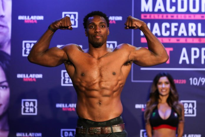 Bellator 220 Phil Davis